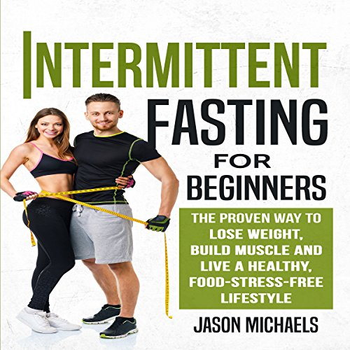Intermittent Fasting for Beginners audiobook cover art