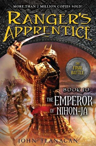 El emperador de Nihon-Ja de John Flanagan