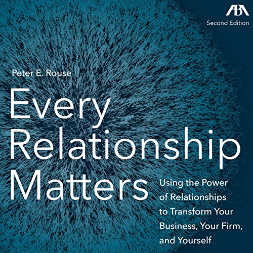 Every Relationship Matters audiobook cover art
