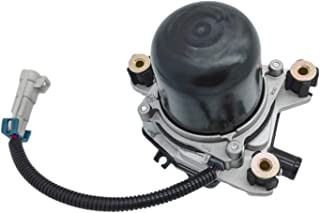 Secondary Air Pump Smog Pump for Chevy S10 Blazer GMC Sonoma Jimmy Oldsmobile Bravada 4.3L