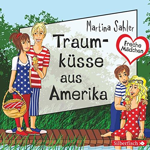 Traumküsse aus Amerika Titelbild