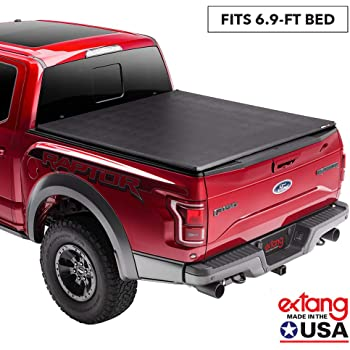 "Extang Trifecta 2.0 Soft Folding Truck Bed Tonneau Cover  | 92486 | Fits 2017-20 Ford Super Duty  6'9"" Bed"