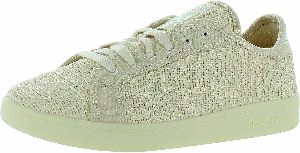 Reebok Mens NPC UK C&C Canvas Lifestyle Tennis Shoes