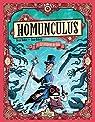 Homunculus, Tome 1 : Le serpent de feu par Ryberg