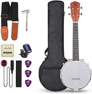 banjo uke bridge