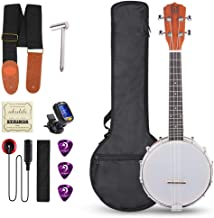 banjo ukulele vs banjo