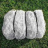 FORZA Fußball Tornetz Ersatznetze – robuste und wetterfeste Ersatznetze für
