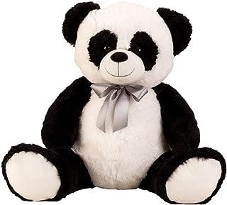 Lifestyle & More Panda Gigante de Peluche XL 80 cm de Altura de la Felpa Animal de Peluche de la Panda Suave y Aterciopelada - para el Amor