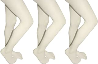ba2dddc456854 Great Quality,Soft and Pimple free,tic free Girls Lycra Opaque Tights 3 Pack