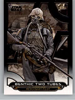 2018 Topps Star Wars Galactic Files #RO-18 Benthic Two Tubes