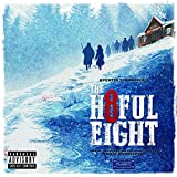 Quentin Tarantino's The Hateful Eight (Audio CD)