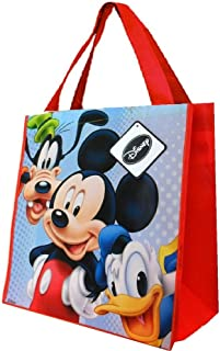 Disney Mickey Mouse, Donald Duck, and Goofy Reusable Tote Bag