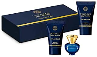 Versace Pour Femme Dylan Blue Mini Gift Set For Women