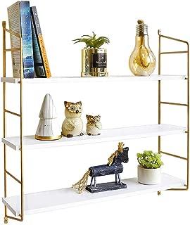 Best gold decorative wall shelf Reviews