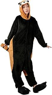 968e1cf94dff8 Pyjama Combinaisons Animaux Femme Homme Grenouillère Kigurumi Adulte Pyjamas  Costume Onesie
