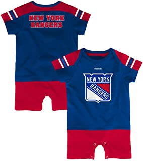 Sporting Goods Nhl New York Rangers Bodysuit Romper Jumpsuit Outfits 3 Piece Set Newborn Kids 2019 New Fashion Style Online Other Ice & Roller Hockey