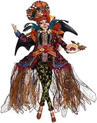 """Mark Roberts Bat Berry Pie Witch 23"""", Large"""