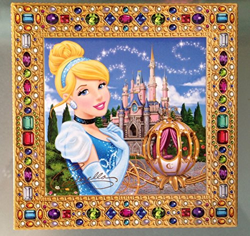 Disney Princess Cinderella Lunch Box by Cinderella