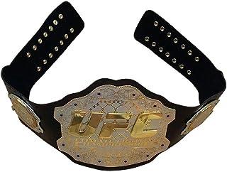 House of Highland 77 UFC Championship Belt Ultimate Fighting Belts Genuine Leather Adult