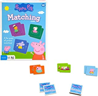 Wonder Forge Peppa Pig Matching Game for Boys & Girls Age 3 to 5 - A Fun & Fast Piggy Memory Game