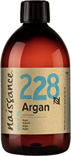 Naissance Marokkaanse Argan Olie (nr. 228) 500ml - Puur & Natuurlijk, Anti-Aging, Antioxidant, Vegan, Hexane Free, Geen GGO