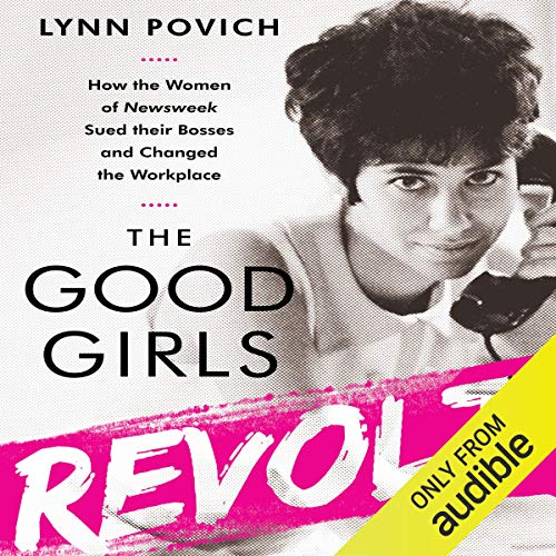 Page de couverture de The Good Girls Revolt