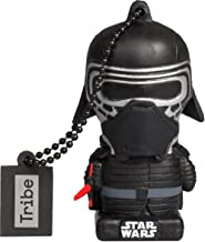 Tribe Star Wars USB 2.0 Flash Drive, 16GB, Kylo Ren, FD030515