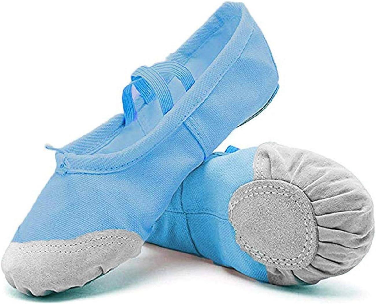 Translated DoGeekBallet Shoes Girls Tulsa Mall Canvas Shoe Ballet Slipper Y