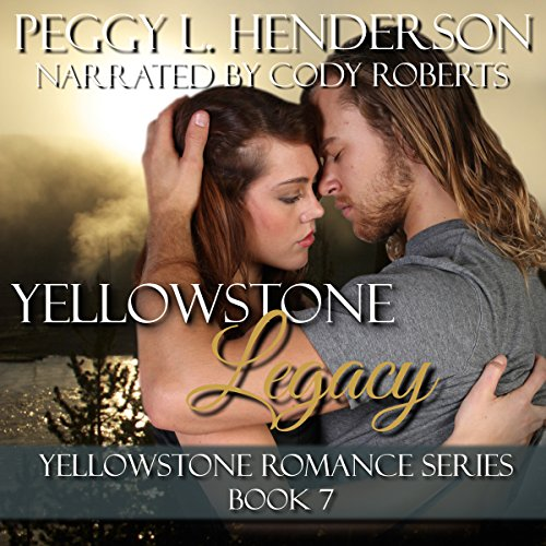 Yellowstone Legacy audiobook cover art