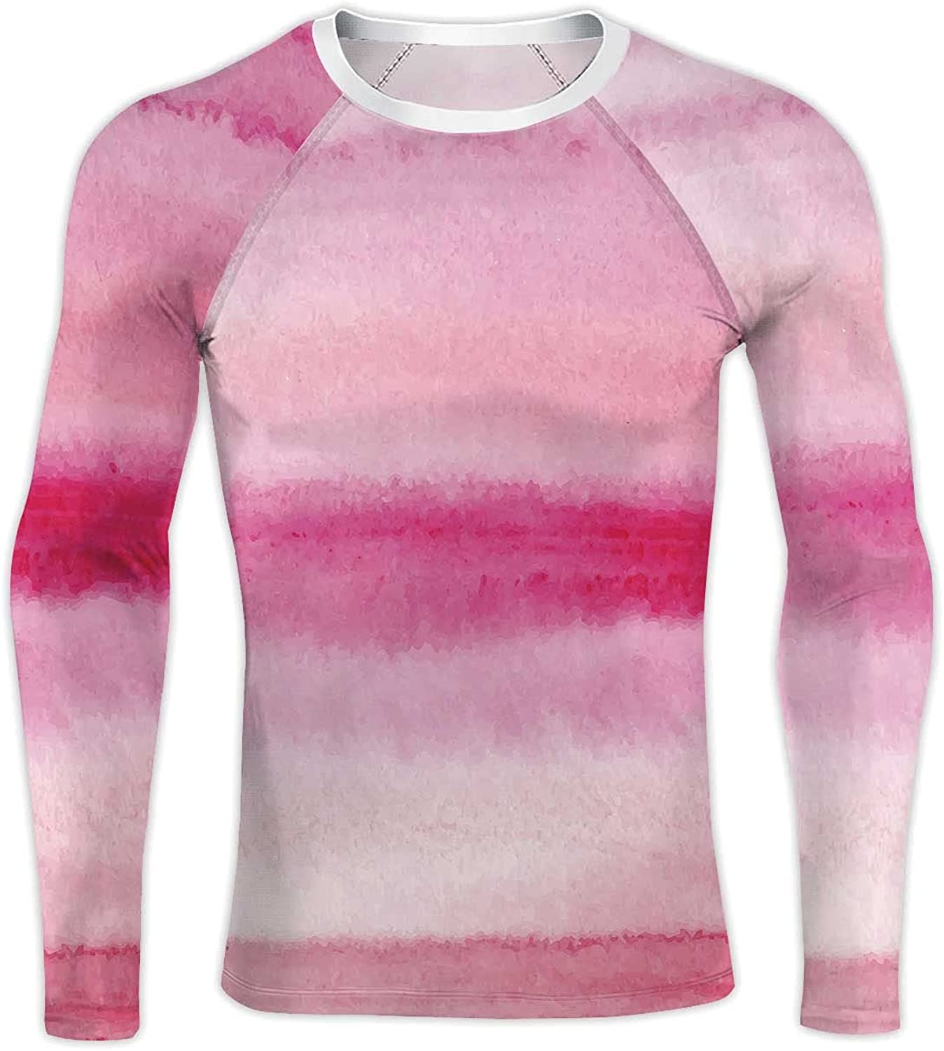 Tstyrea Compression Baselayer 25% OFF Tops Many popular brands Long Hand Dn T-Shirts Sleeve