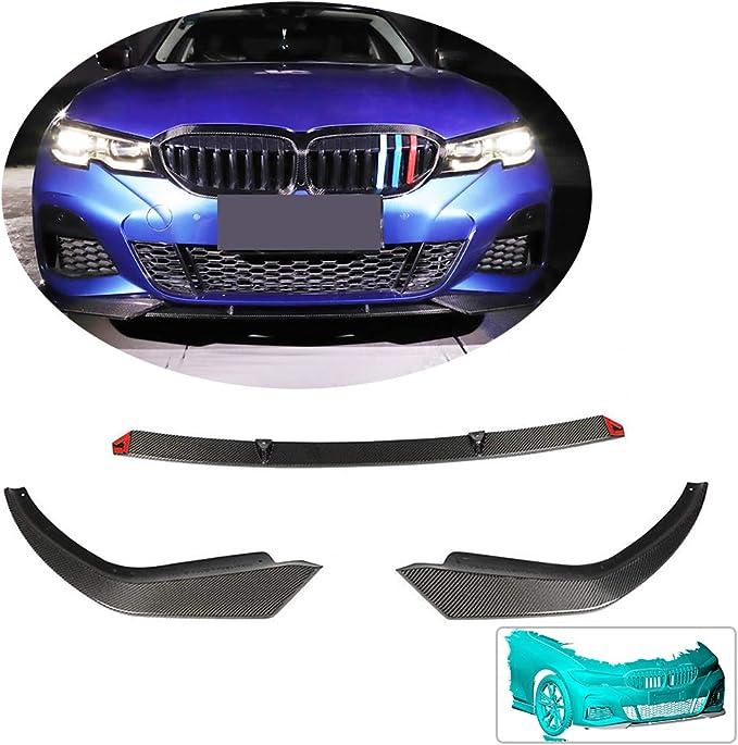YAYALIU Front bumper lip M sport Trim Protection spoiler splitter ...