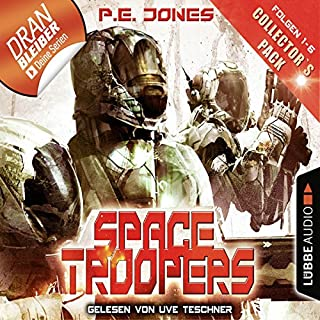 Space Troopers. Collector's Pack Titelbild