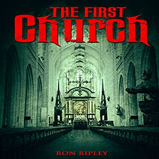 The First Church audiobook cover art