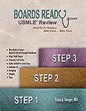 Boards Ready, USMLE Step 1, Step 2, Step 3