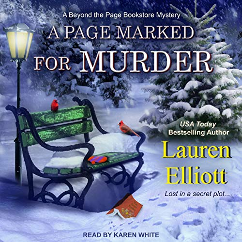 A Page Marked for Murder cover art