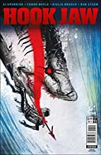 Hook Jaw #1B FN ; Titan comic book