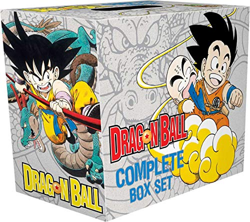 Dragon Ball Complete Box Set: Vols. 1-16 Now $77.87 (Was $139.99)