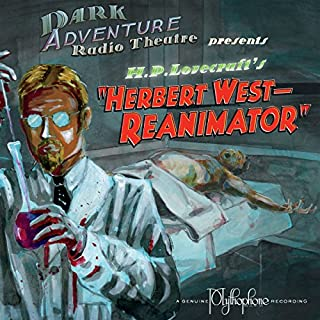 Herbert West: Reanimator cover art