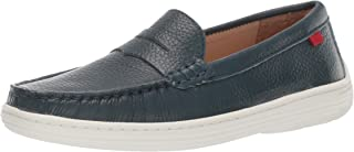 Kids' Leather Boys/Girls Casual Comfort Slip on Moccasin...