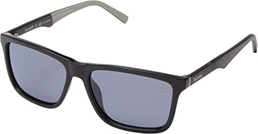 Shiny Black /Smoke Polarized