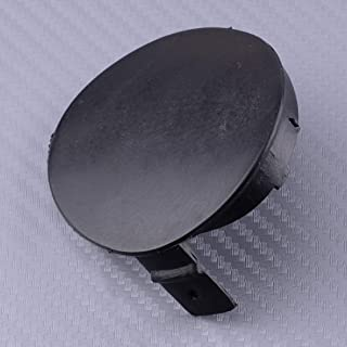 StoreNO12345 - Right Front Bumper Tow Hook Cover Cap 52128-02910 Black Plastic Fit For Toyota Corolla 2007 2008 2009
