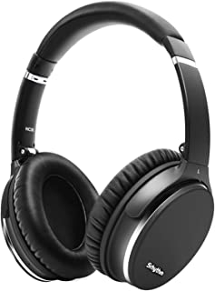 Noise Cancelling Headphones Wireless Bluetooth 5.0,Fast Charge Over-Ear Lightweight Srhythm NC35 Headset with Microphones,...