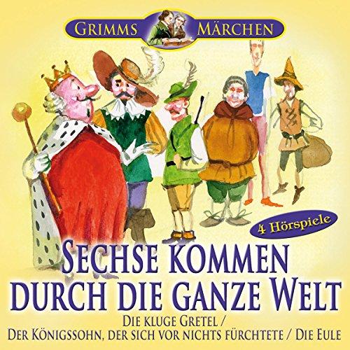 Sechse kommen durch die ganze Welt / Die kluge Gretel / Der Königssohn, der sich vor nichts fürchtete / Die Eule Titelbild