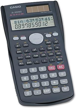 $41 » Casio FX-300MS Scientific Calculator, 10-Digit LCD