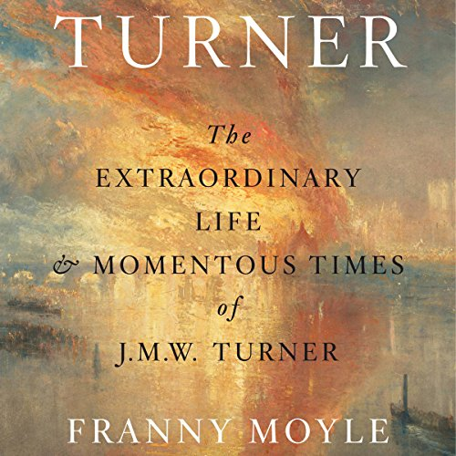 Turner audiobook cover art