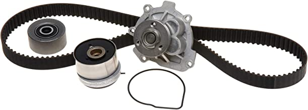 Gates TCKWP338 PowerGrip Premium Timing Belt Component Kit with Water Pump