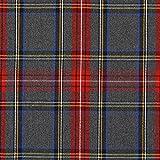 Fabulous Fabrics Schottenkaro Classic Big – grau —