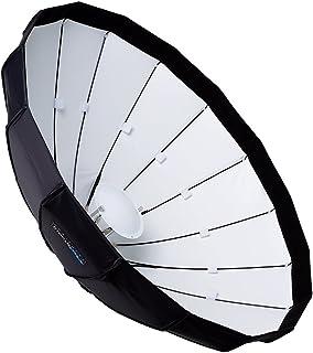 Fotodiox EZ Pro 100 cm Faltbare Beauty Dish Softbox mit Bowens Typ Speedring Einsatz