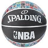 バスケットボール 7号球 屋外用 NBAアイコンボール NBA公認 バスケ バスケット 83-649Z