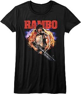 Rambo - Camiseta Juvenil Exploooooode